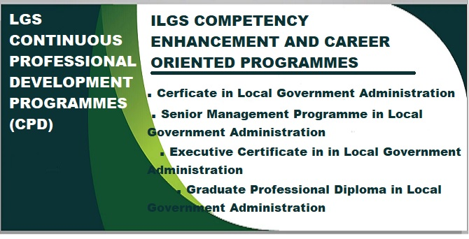 Capacity Building and Training: Local Government Service Continuous Professional Development