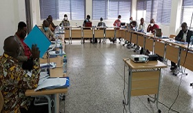 Validation Meeting on Training Modules for Staff of the Local Government Service