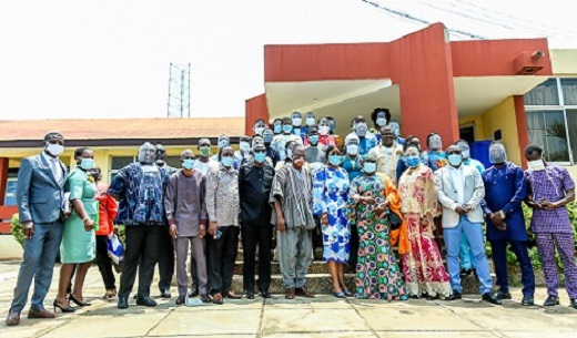 Launch of 2020 Assembly Members' Orientation Programme